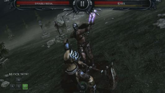 Doom Warrior - Blood, guts and glory (+nudity) await